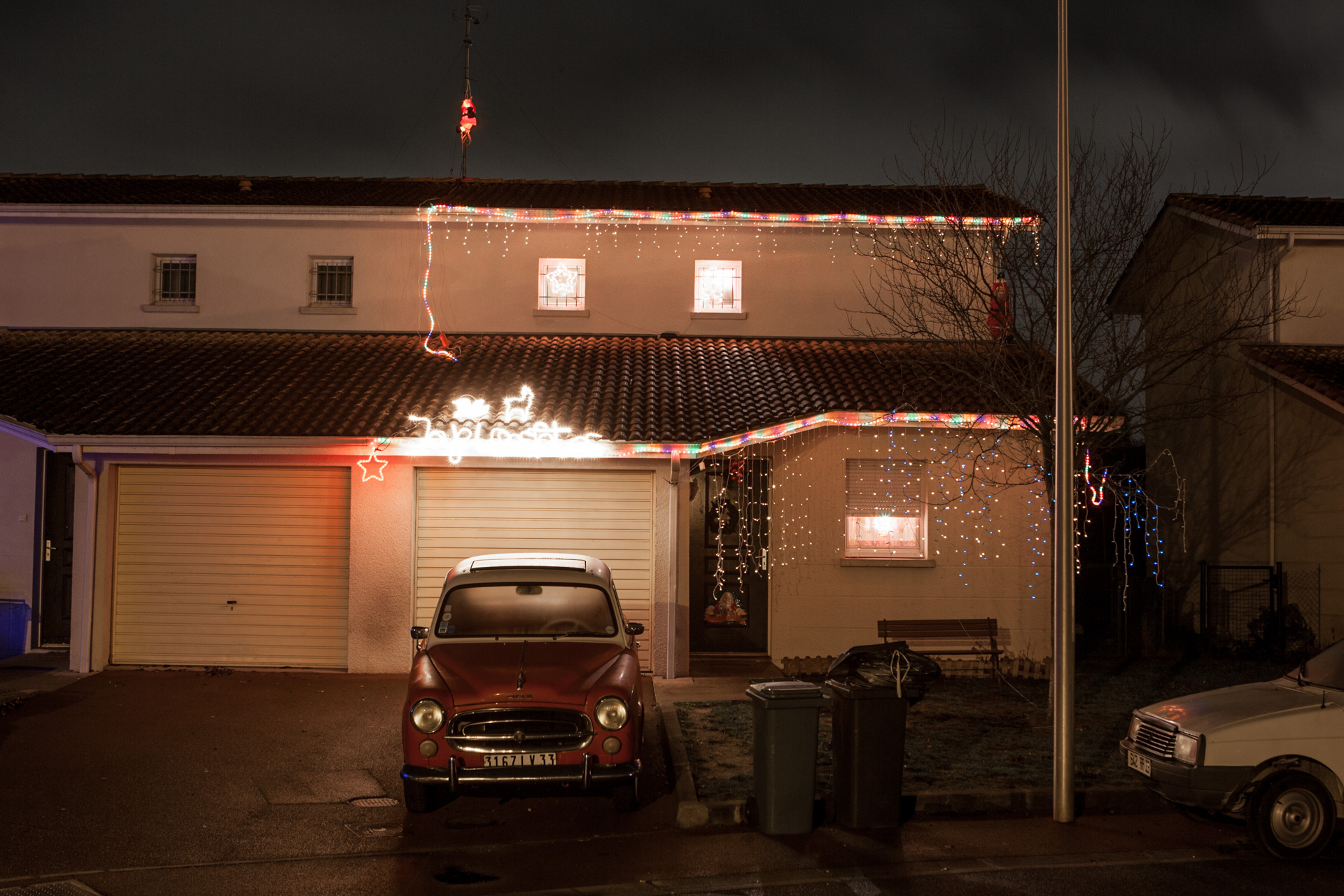 Maisons de Noël